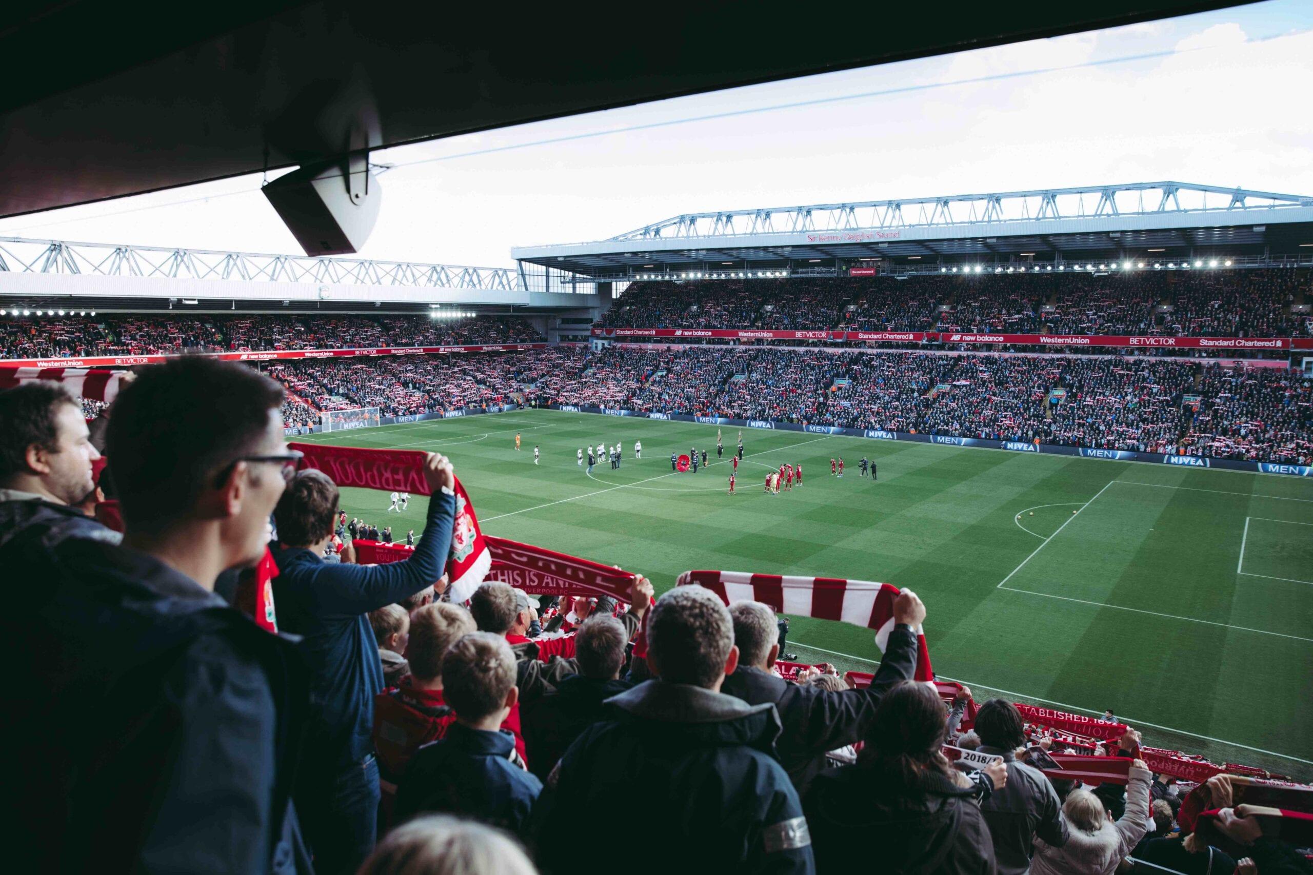 football à la TV