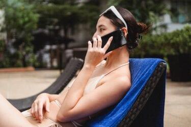 factures de téléphone en vacances