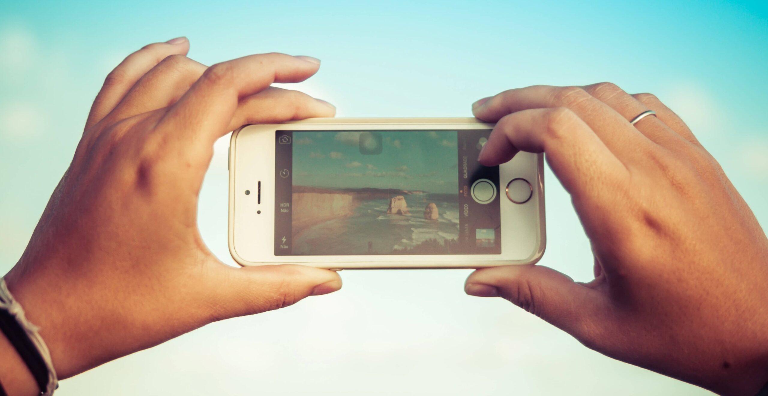 utilisation de données mobiles